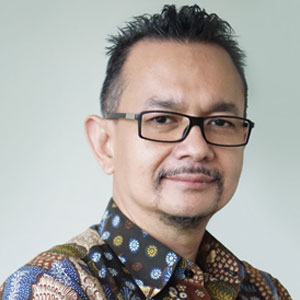 Miko Yanuar, CTO & CSMO, Visionet Data Internasional